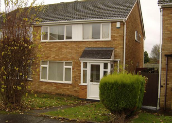 Thumbnail 4 bed semi-detached house to rent in Lichen Green, Coventry