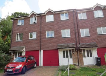 Thumbnail 4 bed terraced house for sale in Wartling Close, St. Leonards-On-Sea