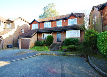 4 bed detached house to rent in Griggs Way, Borough Green TN15