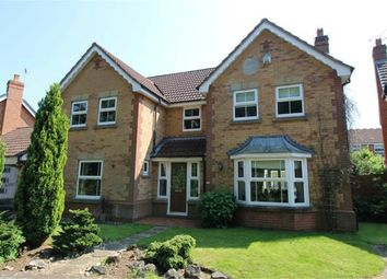 Thumbnail 4 bed detached house for sale in Hawson Way, Gateford, Worksop, Nottinghamshire