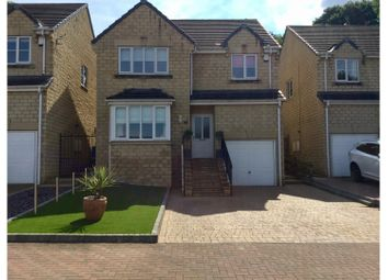 Thumbnail 4 bed detached house for sale in Queenswood Court, Sheffield