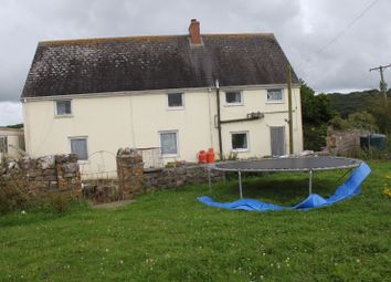 Thumbnail Farm for sale in Cheriton, Llanmadoc, Swansea SA3, Swansea,