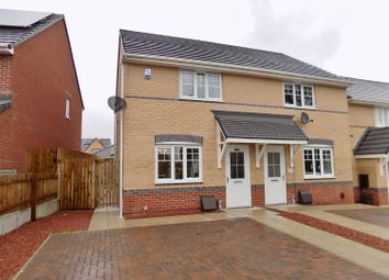 Thumbnail 2 bedroom semi-detached house for sale in Northallerton Road, Thornaby, Stockton-On-Tees
