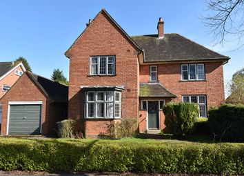 Thumbnail 3 bed detached house for sale in Hawthorne Road, Bournville Village Trust, Birmingham