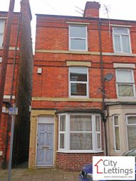 Thumbnail 3 bed terraced house to rent in Chippendale Street, Nottingham