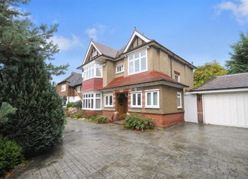 Thumbnail 4 bed detached house to rent in Cheyne Walk, Croydon