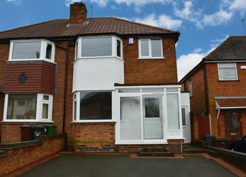 Thumbnail 3 bed semi-detached house to rent in Wiseacre Croft, Shirley, Solihull, West Midlands