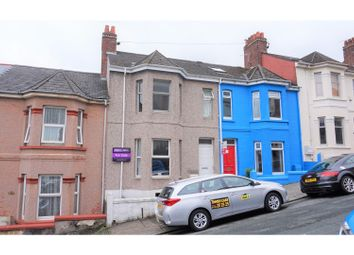 Thumbnail 4 bed town house for sale in Kinross Avenue, Plymouth