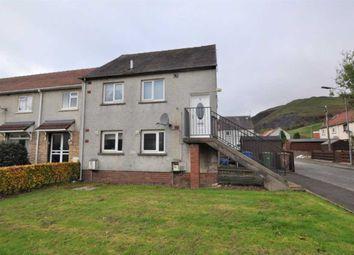 Thumbnail 1 bedroom flat for sale in 10 Roundelwood, Tillicoultry, 6Hg, UK