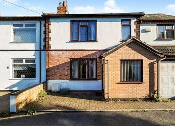 Thumbnail 3 bed terraced house for sale in Ousebridge Crescent, Carlton, Nottingham, Nottinghamshire