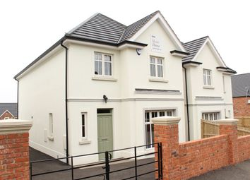 Thumbnail 4 bedroom detached house for sale in Ballycraigy Road, Newtownabbey