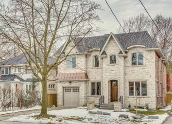 Thumbnail 4 bed property for sale in Luxurious House, Glencairn Avenue, Toronto, Ontario, Canada