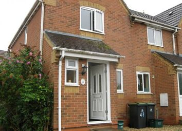 Thumbnail 2 bed end terrace house to rent in Horsefields, Gillingham