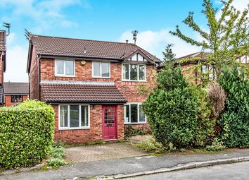 Thumbnail 4 bed detached house for sale in Moreton Drive, Bury