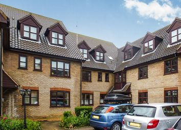 Thumbnail 1 bed flat for sale in Station Road, March