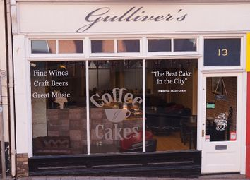 Thumbnail Restaurant/cafe for sale in 13 North Street, Exeter