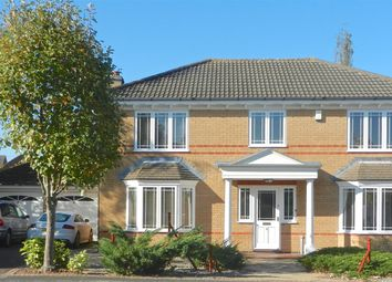 Thumbnail 4 bed detached house for sale in Spruce Avenue, Loughborough
