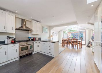 Thumbnail 4 bed terraced house for sale in De Morgan Road, Fulham, London