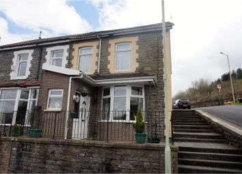 Thumbnail 4 bed semi-detached house for sale in Gilfach Road, Tonypandy