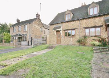 Thumbnail 2 bed semi-detached house for sale in South Newington Road, Bloxham, Banbury