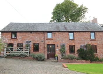 Thumbnail 4 bed semi-detached house for sale in Marsh Cottage, Burgh-By-Sands, Carlisle, Cumbria
