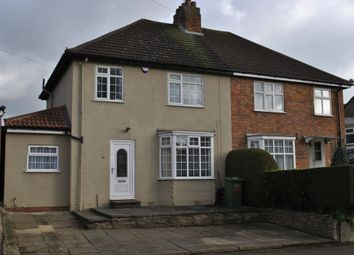 Thumbnail 4 bed semi-detached house for sale in Queen Street, Oadby