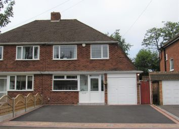 3 bed semi-detached house for sale in Willow Road, Shirley, Solihull B91