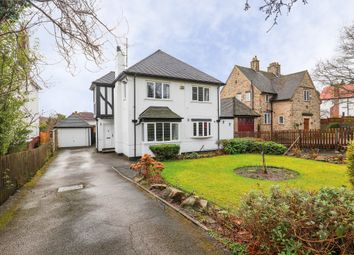 Thumbnail 4 bed detached house for sale in Whirlowdale Road, Sheffield