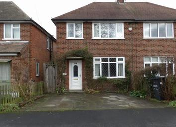 Thumbnail 4 bed semi-detached house for sale in Orchard Estate, Quorn, Loughborough, Leicestershire