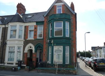 Thumbnail 6 bed end terrace house to rent in Mackintosh Place, Cardiff