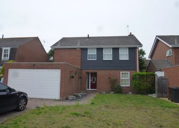 Thumbnail 4 bed detached house to rent in Friary Close, Middleton-On-Sea, Bognor Regis