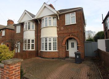 Thumbnail 3 bedroom property to rent in Henley Road, Leicester