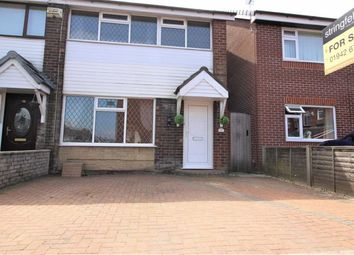 Thumbnail 3 bed mews house for sale in Reeves Street, Leigh
