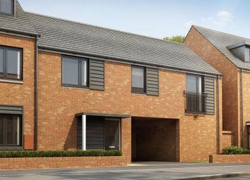 "Thumbnail 2 bed flat for sale in ""Alcester"" at Station Road, Longstanton, Cambridge"
