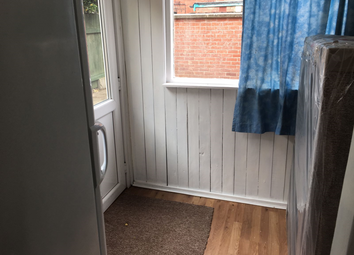 Thumbnail 2 bedroom terraced house to rent in Livingstone Street, Leicester