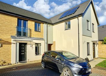 Thumbnail 2 bed terraced house for sale in Dandby Close, Little Paxton, St. Neots, Cambridgeshire