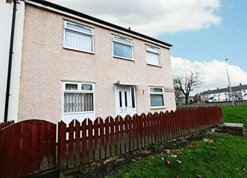 Thumbnail 4 bed end terrace house for sale in Innescourt, Hull, East Riding Of Yorkshire