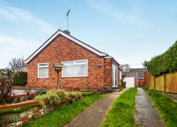 Thumbnail 2 bed detached bungalow for sale in Pit Road, Hemsby, Great Yarmouth