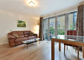 Thumbnail 1 bed flat to rent in Britannia Walk, London