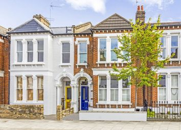 Thumbnail 2 bed flat for sale in Edgeley Road, Clapham, London