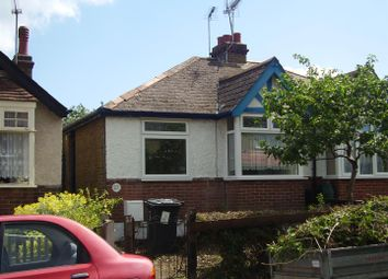 Thumbnail 2 bed semi-detached bungalow to rent in Baliol Road, Tankerton, Whitstable