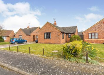 Thumbnail 2 bed detached bungalow for sale in Rowan Way, Holt