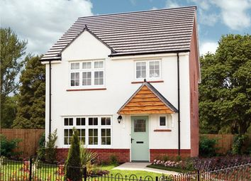 Thumbnail 4 bed detached house for sale in Glebe Road, Market Harborough, Leicestershire