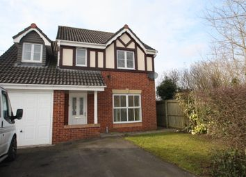 Thumbnail 4 bed detached house to rent in 22 Pinewood Road, Winsford, Cheshire