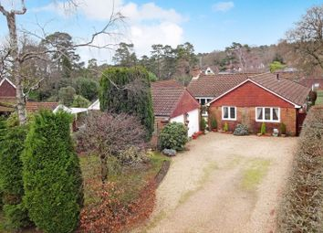 Thumbnail 3 bed bungalow for sale in Seymour Road, Headley Down, Bordon