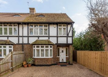 Thumbnail 4 bed semi-detached house to rent in More Lane, Esher