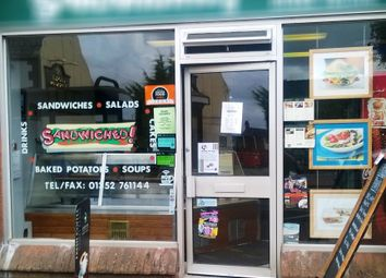 Thumbnail Restaurant/cafe for sale in Flint CH6, UK