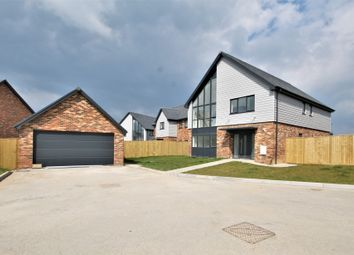 Meadows Way, Freshwater PO40. 4 bed detached house for sale