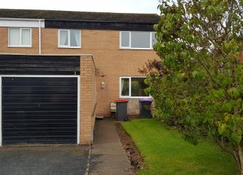 Thumbnail 3 bed property to rent in Cornbrook, Stirchley, Telford