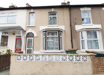 Thumbnail 3 bed terraced house for sale in West Road, Stratford, London